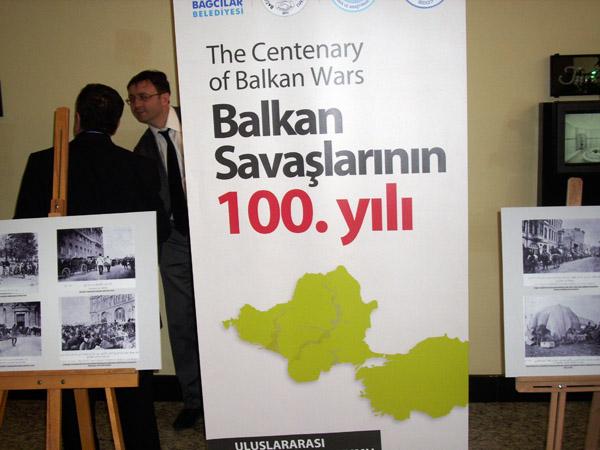 Balkanlar Seminerini Ziyaret Ettik